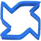 "Pinwheel Plast-Clusive Hand Made Cookie Cutter 2.6"" PC0128"