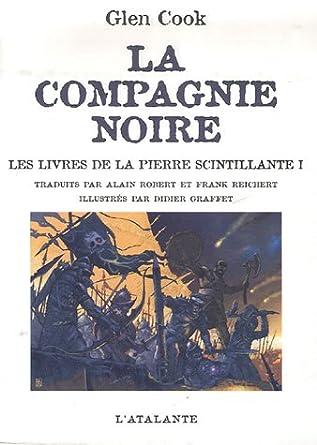 Le cycle de la Compagnie Noire - Glen Cook 51%2BAHTLFdOL._SY445_