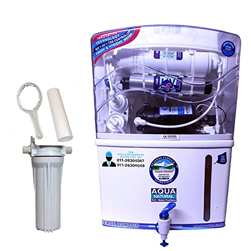 Aquagrand Plus 14 stage RO+UV+UF Water Purfier With **(1 Year Warranty And Free Installation)**