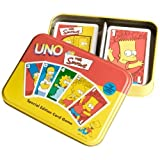 The Simpsons Uno Special Edition card gameby Sababa Toys