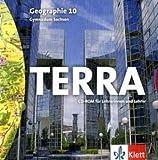 Software - TERRA Geographie, Ausgabe Sachsen, Gymnasium : 10. Schuljahr, 1 CD-ROM f�r Lehrerinnen und Lehrer F�r Windows 95/98/NT/XP und MacOS ab 8.6