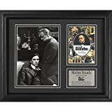 Wide 'Godfather' Movie Memorabilia Image: Al Pacino Sitting