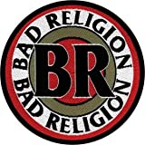 Bad Religion BR Woven Patch