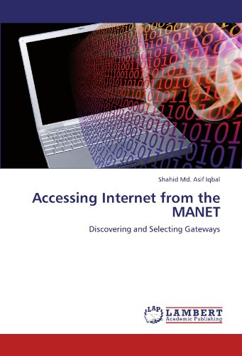 Accessing Internet from the Manet