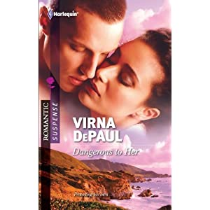 Post thumbnail of Review: Dangerous to Her, by Virna DePaul