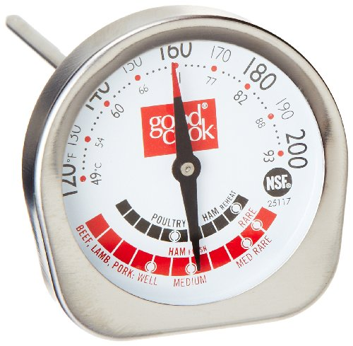 Good Cook Classic Meat Thermometer NSF Approved (Meat Thermometer Good Cook compare prices)