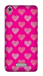 SWAG my CASE PRINTED BACK COVER FOR Lava Pixel V1 Multicolor