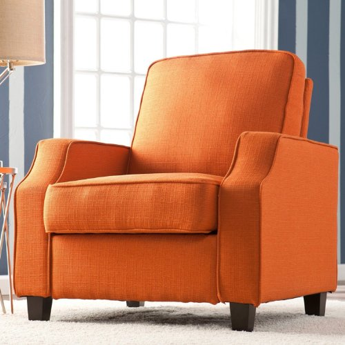 Patio Furniture Office Home Chair Couch Dining Chairs Orange Wood Leather Upholstered Guaranteed Cheap Sale Free Shipping Comfort Décor front-353941