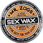 Mr. Zogs Original Sexwax - Cool Water Temperature (Mixed - Random Scent)