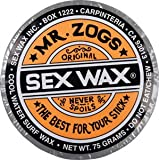 Mr. Zogs Original Sexwax - Cool Water Temperature (Mixed - Random Scent)