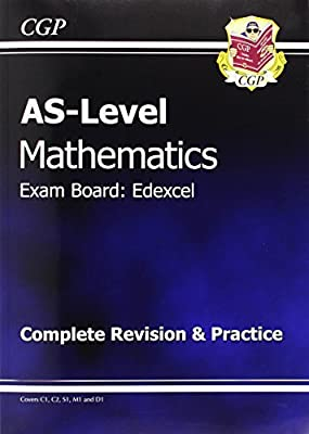 AS-Level Maths Edexcel Complete Revision & Practice