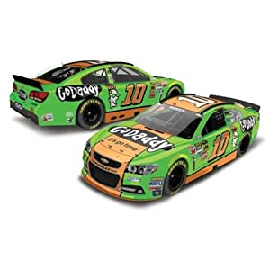 Buy 2014 Danica Patrick #10 GoDaddy 1:24 Scale Die-Cast Chevrolet SS 1 of 4010 by Lionel Racing (Action Racing Collectibles)