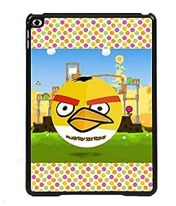 Printvisa 2D Printed Cartoon Designer back case cover for Apple iPad Air - D4477