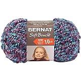 Spinrite Soft Boucle Yarn, Luxury Shades