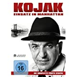 Kojak - Season 5 - 5-DVD Box Set ( Kojak - Season Five )by Telly Savalas