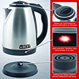 Best-Electric-Tea-Cordless-Kettle-with-Rapid-Boil-Technology-20-Liter-Brushed-Nickel-Stainless-Steel-Finish