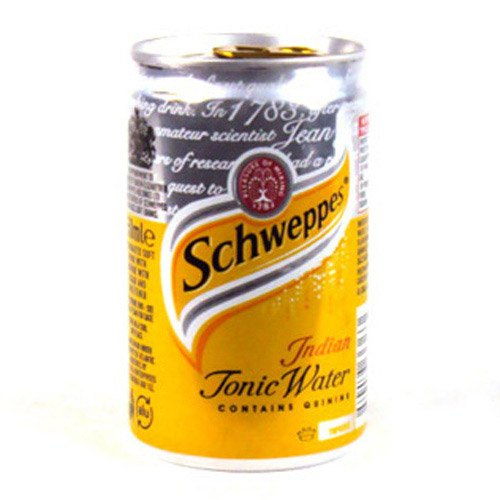 Schweppes Tonic Water 12x150ml 1800g