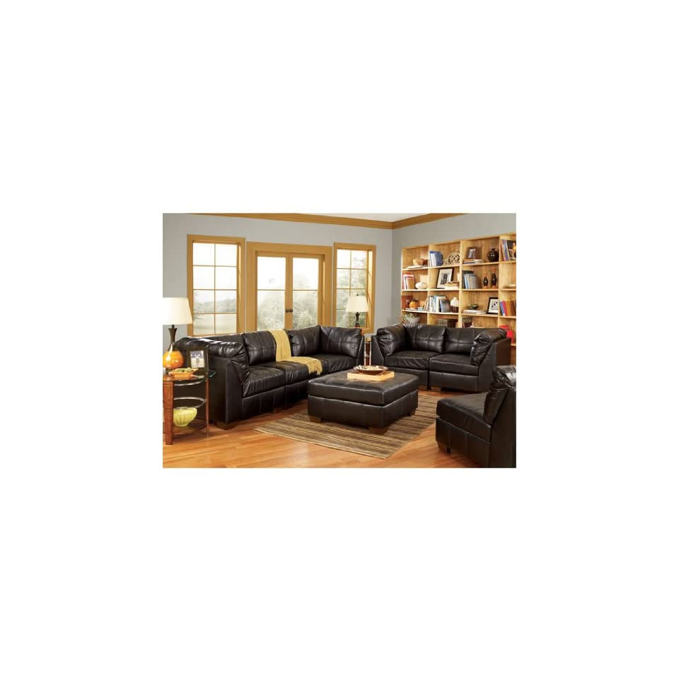 San Marco Chocolate Living Room Set By Ashley Furniture