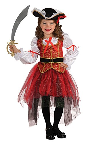 Rubie's Let's Pretend Princess Of The Seas Costume - Small (4-6)