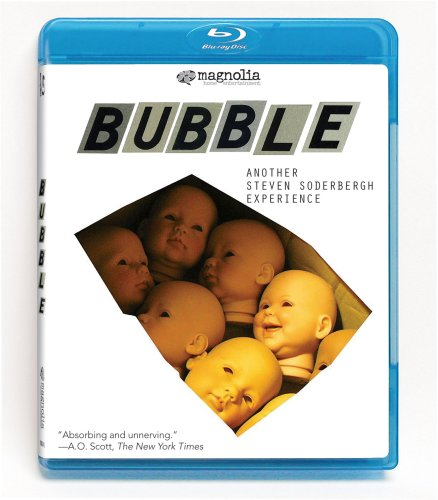 Cover art for  Bubble [Blu-ray]