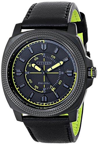 Citizen Men'S Bj6475-18E Drive From Citizen Cto Analog Display Japanese Quartz Black Watch