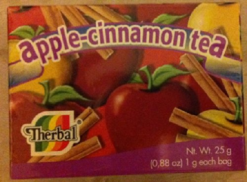 Therbal Apple Cinnamon Tea
