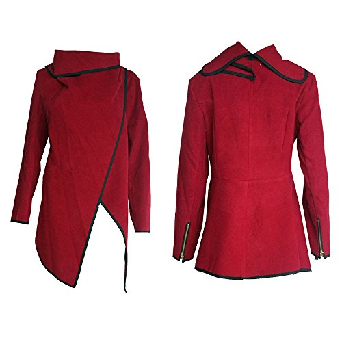 brand-new-ladies-pu-leather-long-sleeve-wrap-coat-womens-jacket-s-m-uk-8-10-us-4-6-eu36-38-burgundy