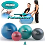 Pezziball Gymnastikball MAXAFE