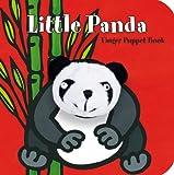 Little Panda Finger Puppet Book (Finger Puppet Brd Bks)