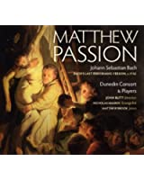 Jean Sebastien Bach, La Passion Selon Saint Mathieu