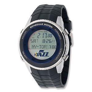Mens NBA Utah Jazz Schedule Watch by Jewelry Adviser Nba Watches