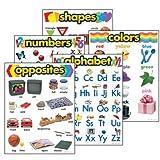 Kindergarten Basic Skills Learning Chart