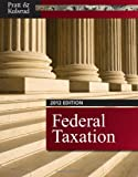 img - for Federal Taxation 2012 (with H&R BLOCK At Home(TM) Tax Preparation Software CD-ROM, CPAexcel 2012 Printed Access Card) book / textbook / text book