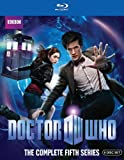 Image de Doctor Who: The Complete Fifth Series [Blu-ray]
