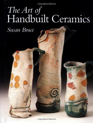 The Art of Handbuilt Ceramics by Crowood Press