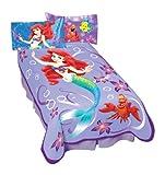 Disney Little Mermaid Princess of The Waves Blanket