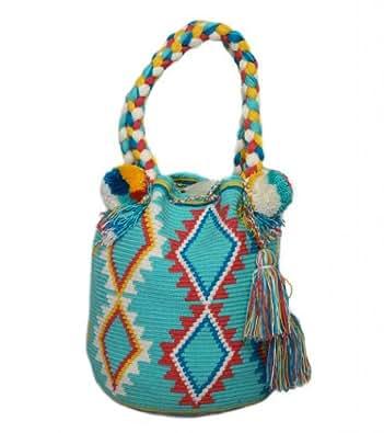 Wayuu Mochila Bag - Trendy Seasons # GF 7806: Handbags: Amazon.com