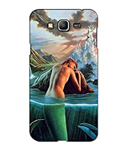 instyler BACK COVER CASE FOR SAMSUNG GALAXY J7