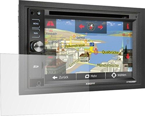 DORISAVE Blendschutz-Displayschutzfolie XZENT XT9026 BT (2 St.)