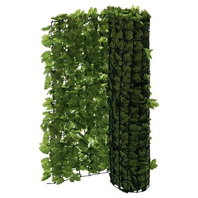 """Sichtschutzhecke """"Efeu"""", Zuschneidbar, Grün, ca. B3 x H1 m von PureDay bei Gartenmöbel von Du und Dein Garten"""