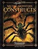 img - for Mythic Monsters: Constructs (Volume 19) book / textbook / text book