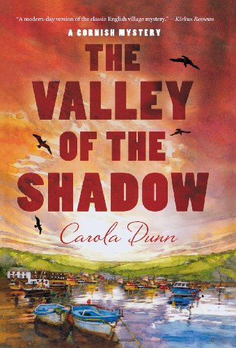 Valley of the Shadow (Cornish Mystery #3)