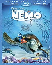 Finding Nemo: Collector's Edition (Blu-ray Combo Pack) [2-Disc Blu-ray + DVD]