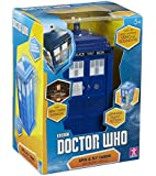 Underground Toys Doctor Who Spin & Fly 3.75 Tardis Action Figure