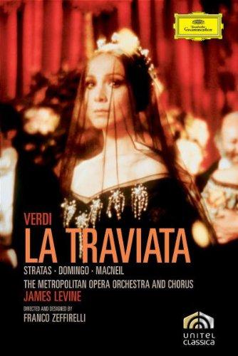 Verdi - La Traviata (Levine, Metropolitan Orchestra) [DVD] [NTSC]