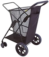 Rio Beach Wonder Wheeler Plus Beach Cart from Rio Brands