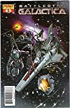 Battlestar Galactica Comic Book #5 Jonathan Lau Cover