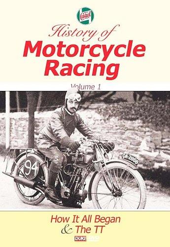 Castrol History Of Motorcycle Racing Vol. 1 [DVD]