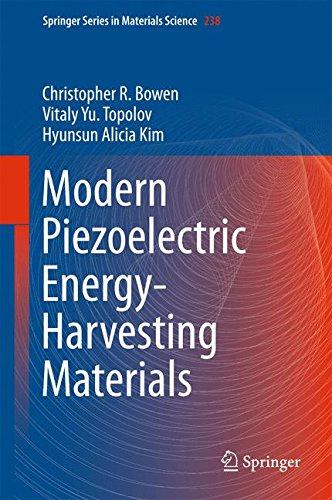 Modern Piezoelectric Energy-Harvesting Materials (Springer Series in Materials Science)