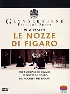 Mozart: Le Nozze di Figaro (The Marriage of Figaro) -- Glyndebourne [DVD] [1999] [2001]